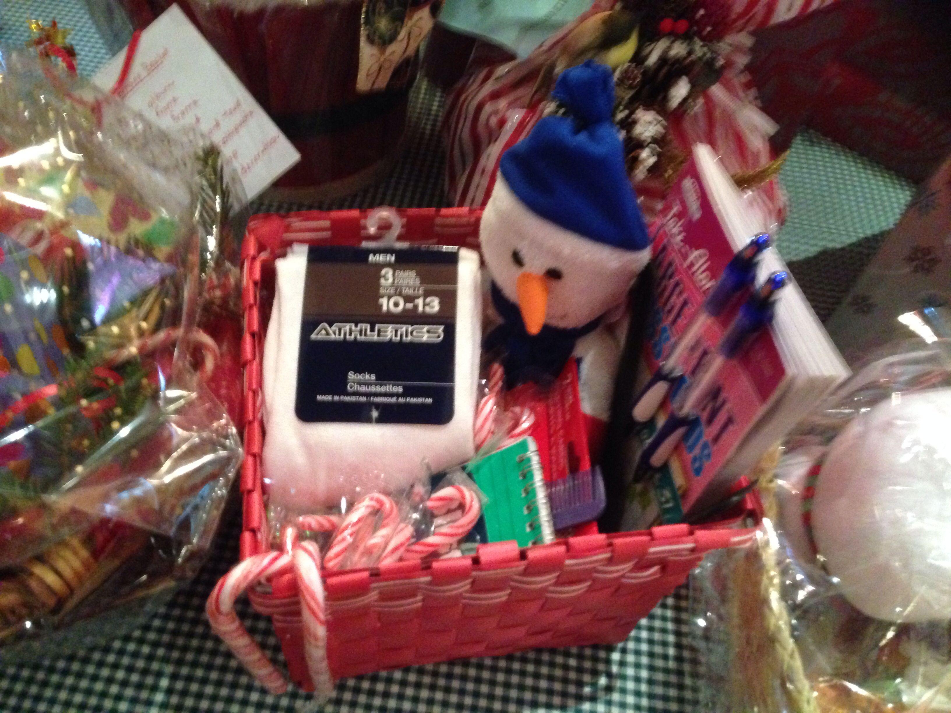 Basket for Nursing Home recipient Nursing home gifts
