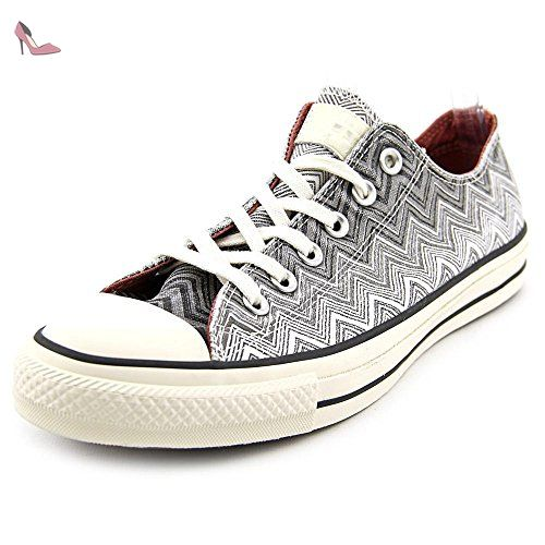 Converse Zzz, Chaussures de Sport Mixte Adulte - Marron - Marrón/Negro, 37 EU