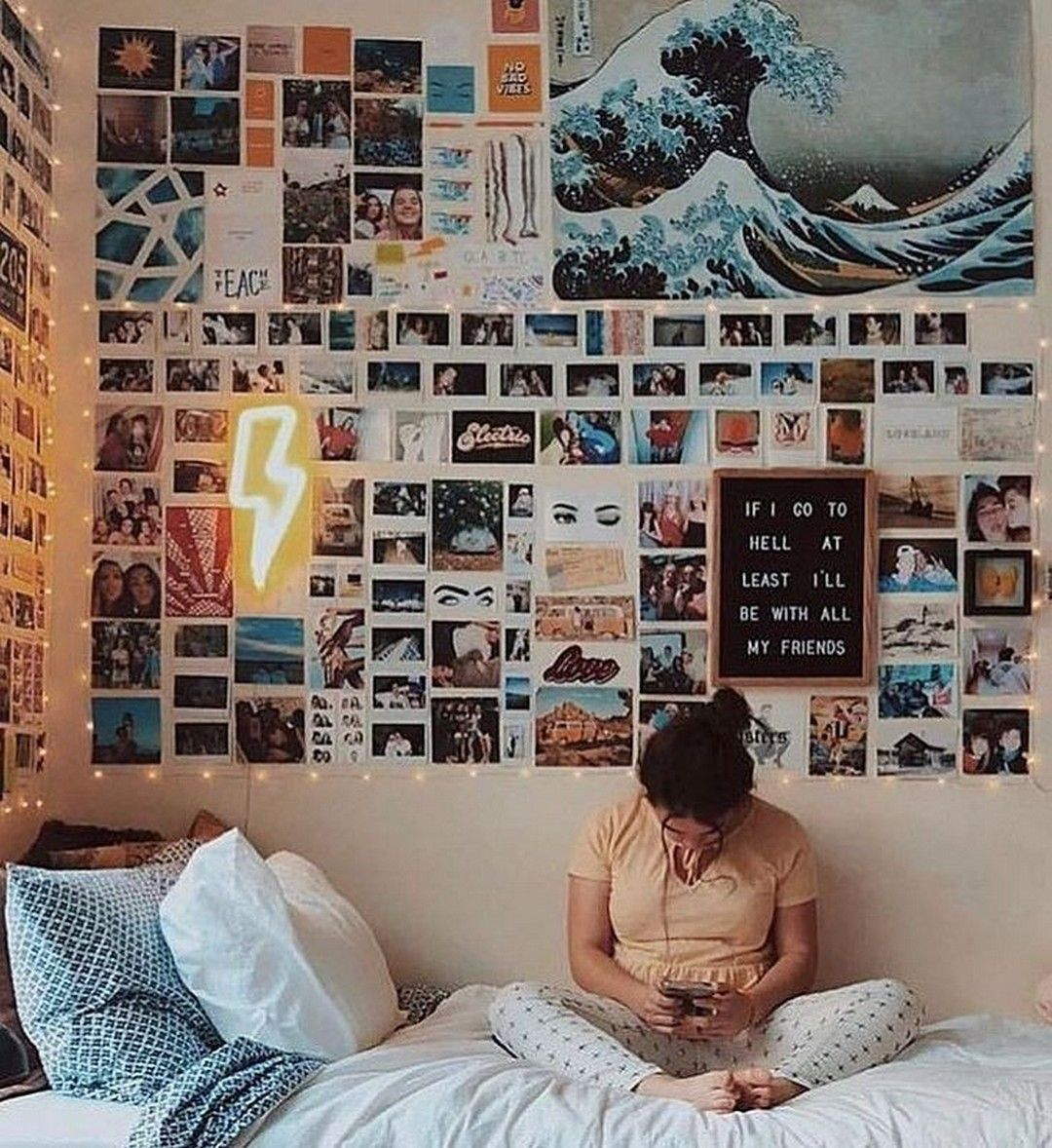 23 Cute Dorm Room Decor Ideas On This Page That We Just Love #cutedormrooms