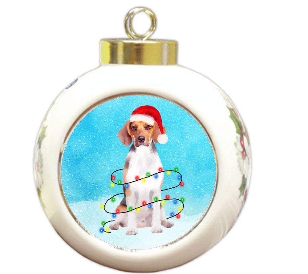 Beagle Dog Christmas Ornament Beagle Christmas Gifts Beagle