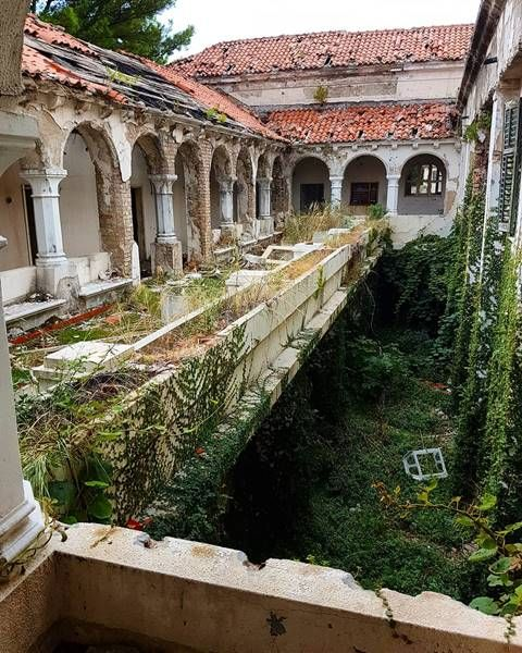 Hotel Goricina, The Most Abandoned Places In Croatia In