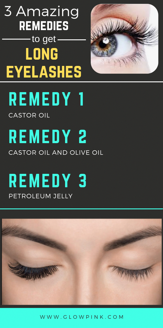 d42f5593fc0 3 Amazing Natural Remedies To Get A Long Beautiful Eyelashes  #naturalremedies #eyelashes #eyelashesgrowth #beautytips #diy