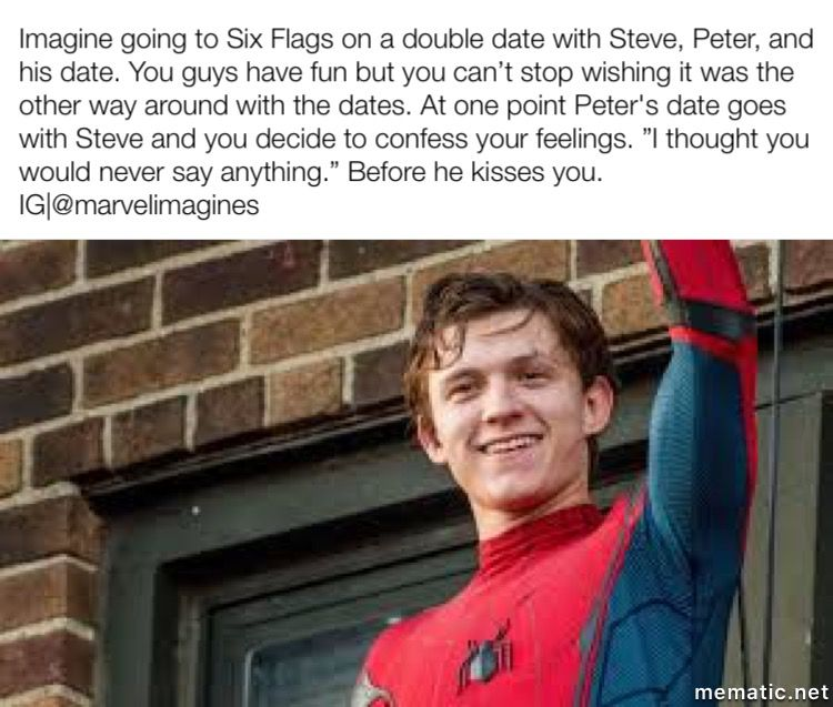 Pin by Marvel imagines on Tom Holland & Harrison Osterfield | Tom