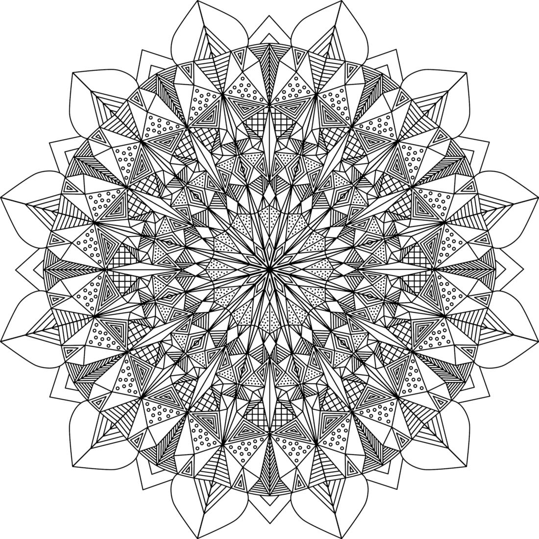 Pin by Miri Aviv on Basic mandala