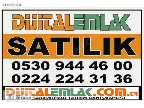 Nilüfer Doğanköy'de İmar Sınırı Satılık 6.200 m2 Yatırımlık Araz - Satılık Arsa İlanları sahibinden.com'da - 142238528