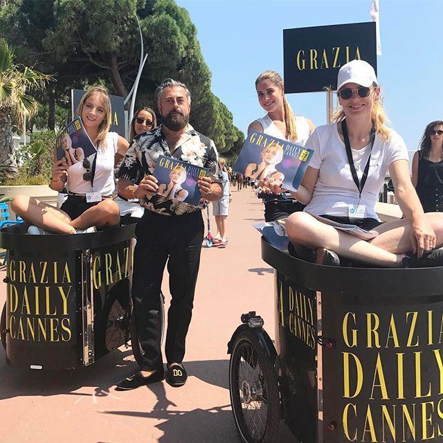 Festival di Cannes #magazine #cannes #festivaldicannes #cannes70  via GRAZIA MAGAZINE OFFICIAL INSTAGRAM - Fashion Campaigns  Haute Couture  Advertising  Editorial Photography  Magazine Cover Designs  Supermodels  Runway Models