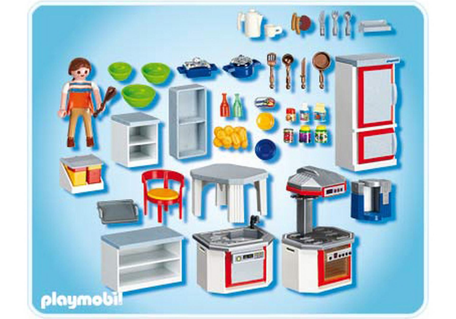 Amazing Playmobil Kitchen Set In 2020 Playmobil Toys Playmobil Kitchen Sets