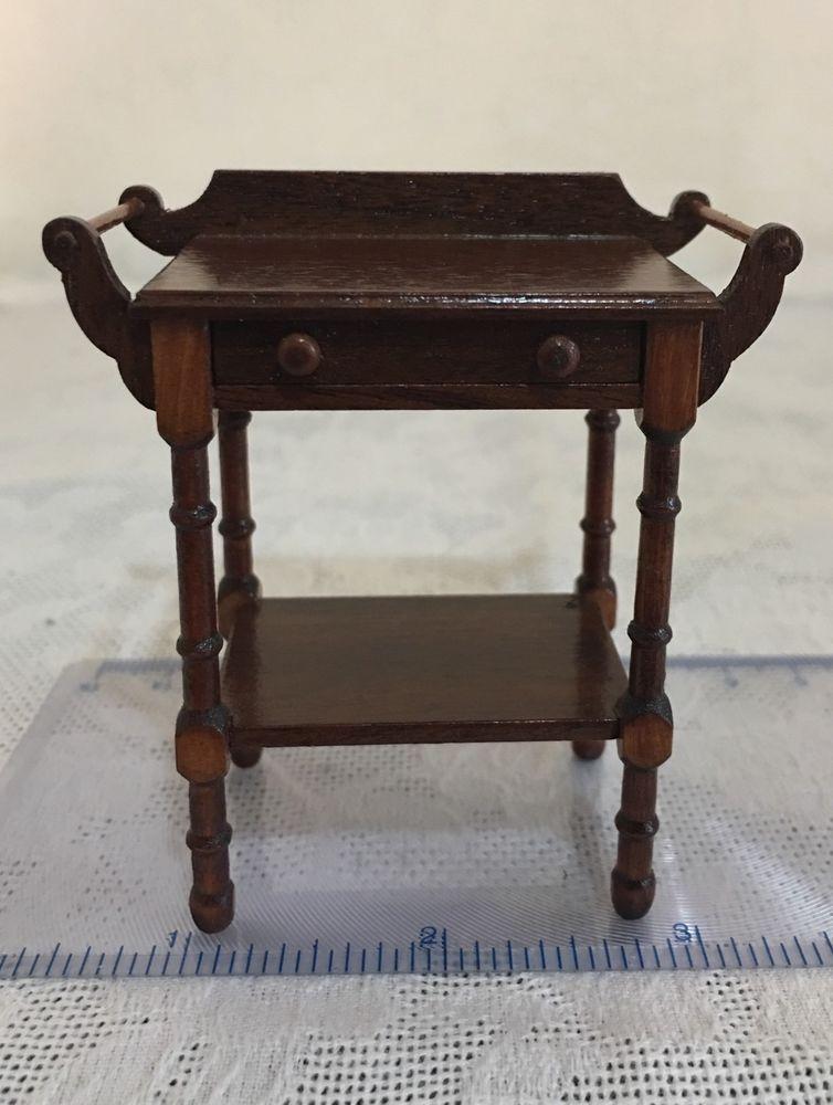Robert L Carlisle Victorian wash stand