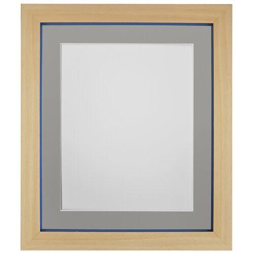 Bilderrahmen Piche 17 Stories Farbe: Dunkelgrau, Größe: 20,3 cm H x 15,2 cm B x 2 cm T, Bildergröße: 15 cm H x 10 cm B