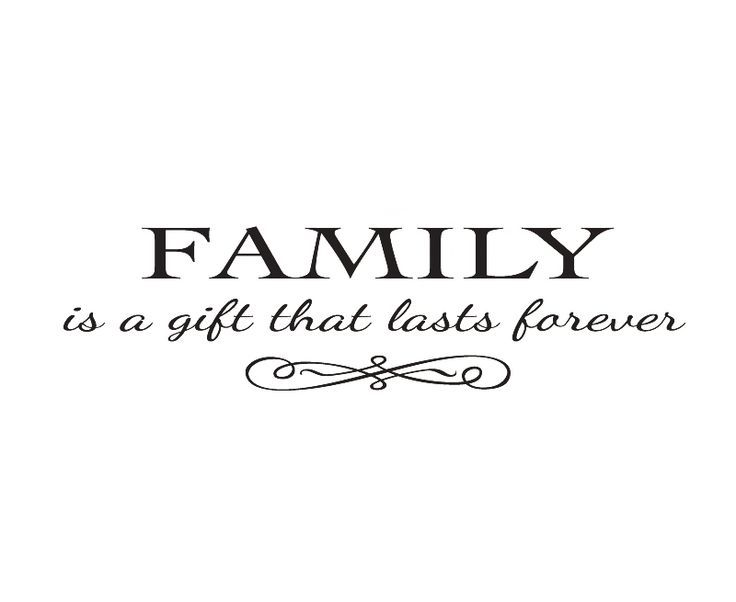 Ordinaire Wall Decal Font B Quote B Font Sticker Vinyl Art Lettering Removable Family  Is A Font Quotes About Family Love