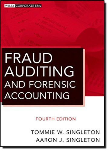 Fraud Auditing and Forensic Accounting   Awesome Accountants