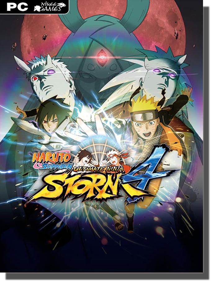 download pc games naruto shippuden ultimate ninja 4