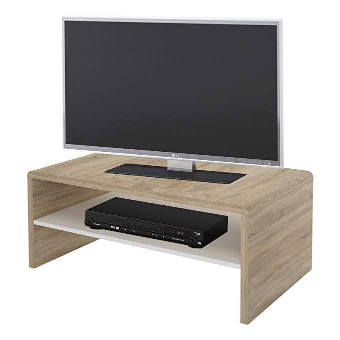 CARO-Möbel Couchtisch Oder TV Lowboard Fernsehtisch Lexa