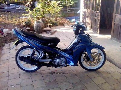 10 Foto Dan Gambar Modifikasi Motor Yamaha Jupiter Z 2014 Informasi Dan Teknologi Gadged Terbaru Motor Yamaha Motor Motor Modifikasi