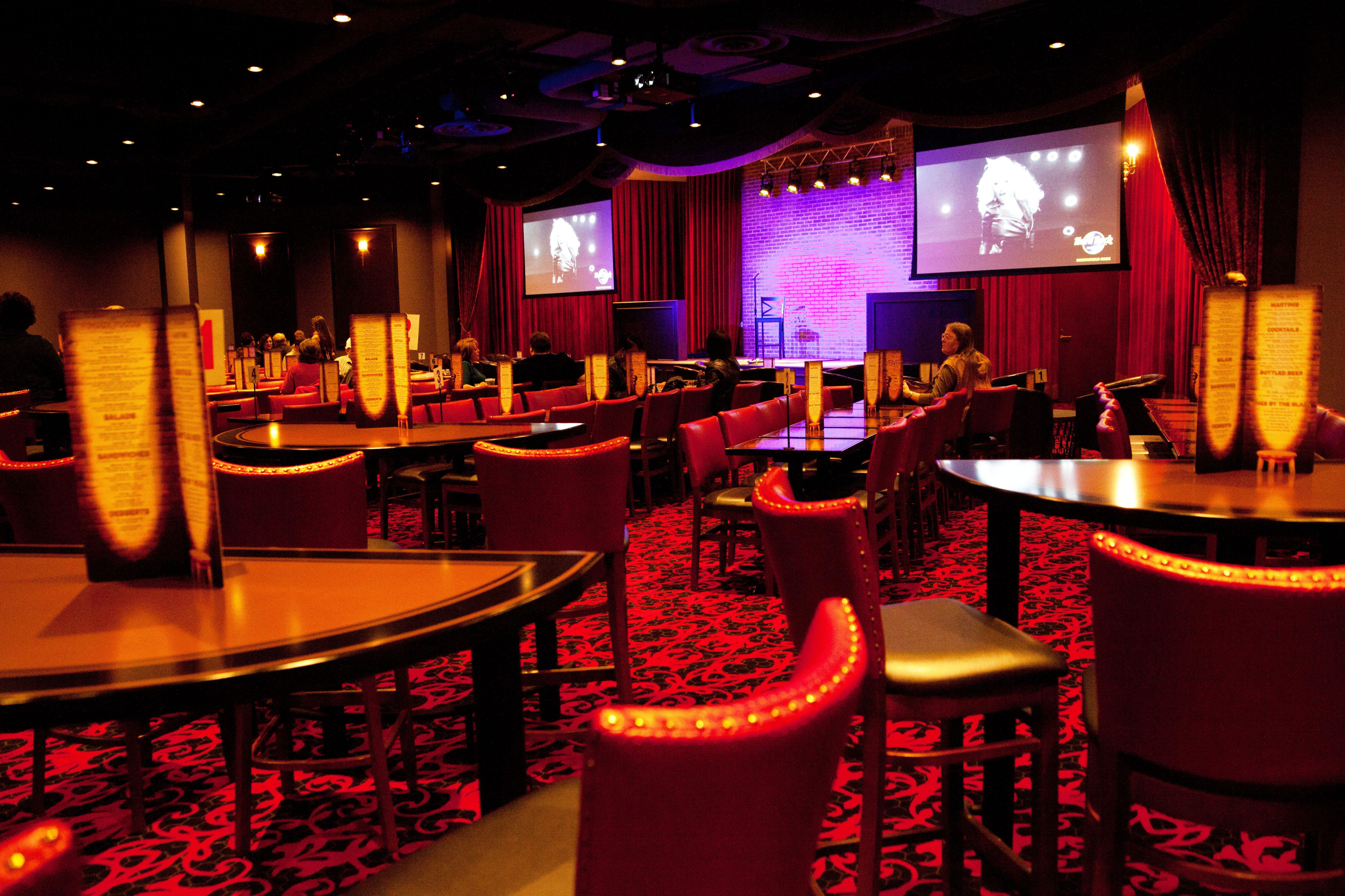 Comedy Zone at Club Velvet! Hard Rock Rocksino Northfield Park.