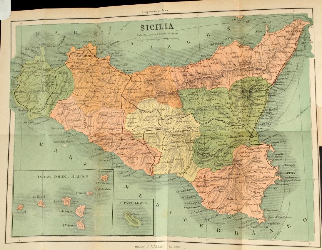 graphic regarding Printable Map of Sicily identify Printable map of Sicily, in opposition to the community area ebook, \