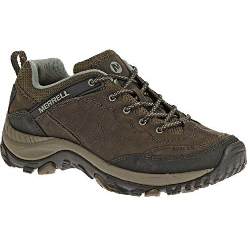 Merrell Salida Trekker Women's Walking Shoes - AW15 - 7.5 - Brown ** See  this