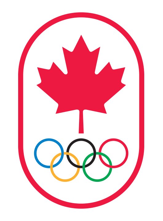 Canadian Olympic Team Hulse Durrell Olympic Logo Canada Logo Olympic Team