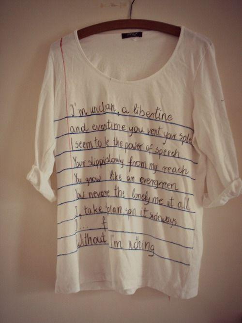 diy clothes | Tumblr | DIY Clothes | Pinterest | Diy ...