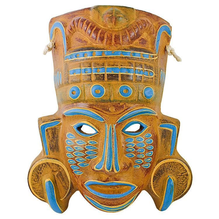Image result for mask mayans