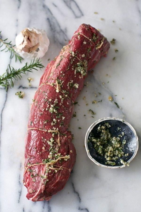 Garlic Rosemary Beef Tenderloin Roast • Steele House Kitchen