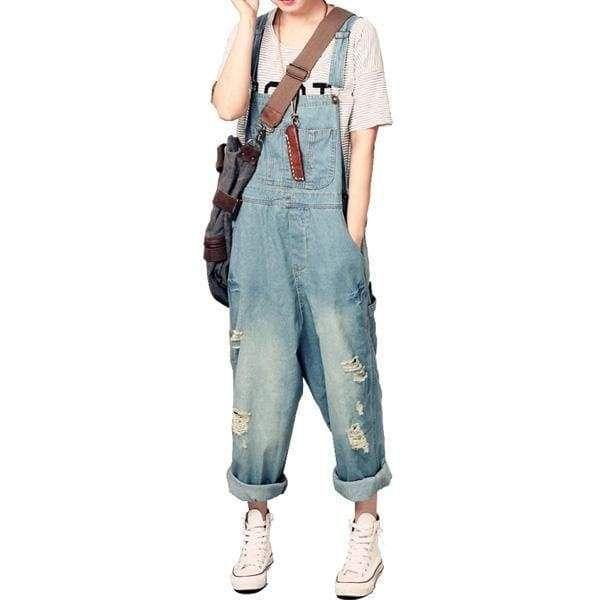 Women Jeans Overalls on Poshmark