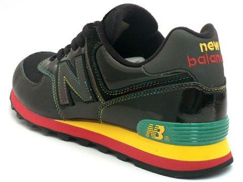 New Balance  Rasta  f13b7c0376