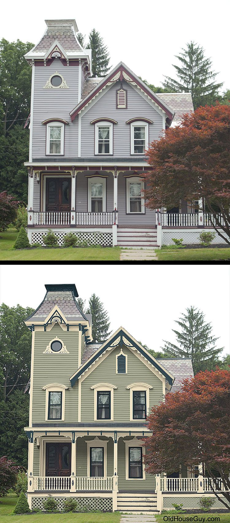 Old House Makeover Portfolio House Design And Restoration Exterior House Colors Victorian Homes Exterior House Paint Exterior