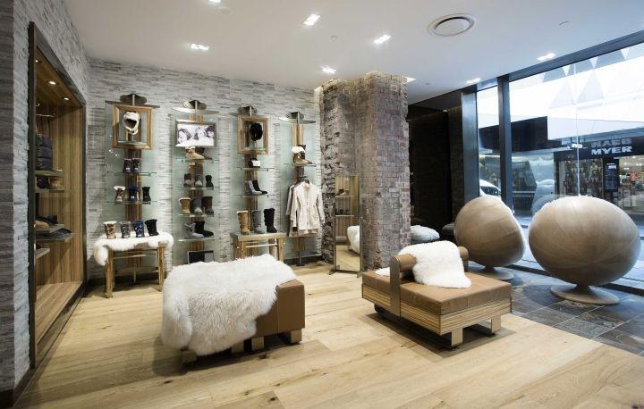 Ugg Australia flagship store by CoMa, Melbourne – Australia » Retail Design Blog