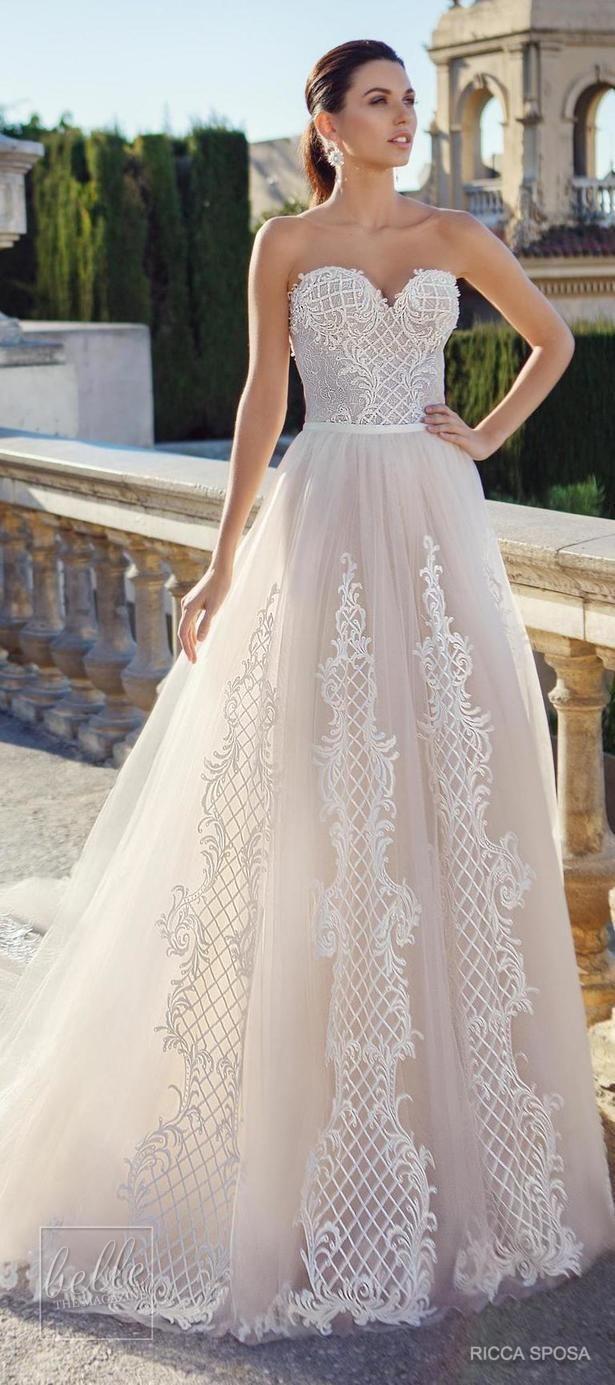 Ricca sposa wedding dress collection uchola barcelona