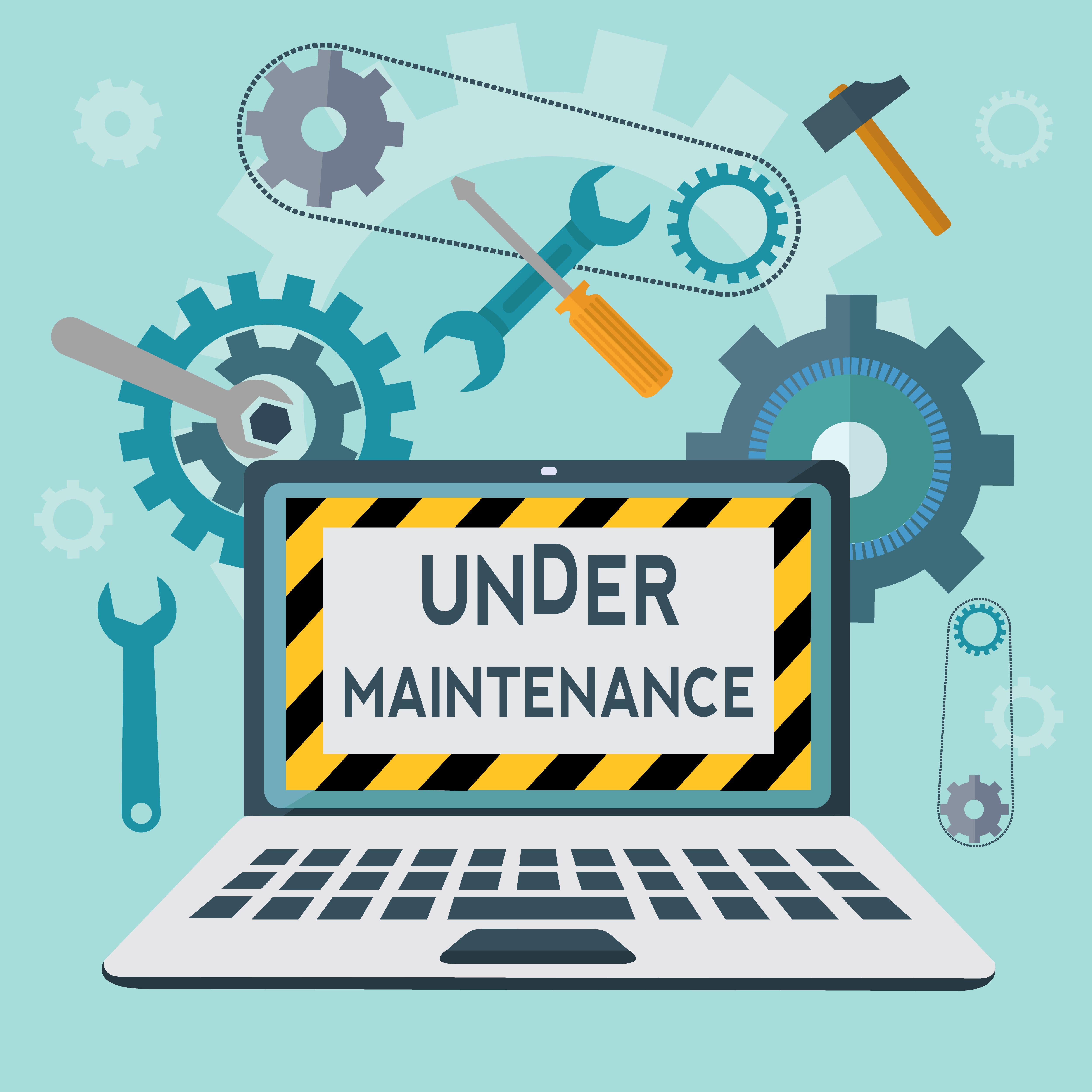 Site Ul Tău Este Pregătit Pentru 2018 Logiq Design Website Maintenance Wordpress Website Website Redesign