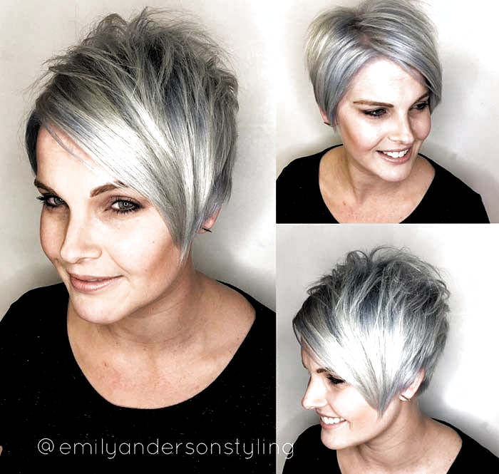 21 Luxury Hairstyles For Thin Gray Hair 10 Hairstyles For Grey Thinning Hair Uk Best Hairstyles For Thin In 2020 Thin Fine Hair Hairstyles For Thin Hair Hair Styles