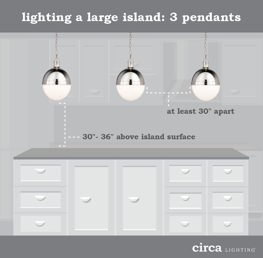 Best 25+ Over Island Pendant Lights Ideas On Pinterest