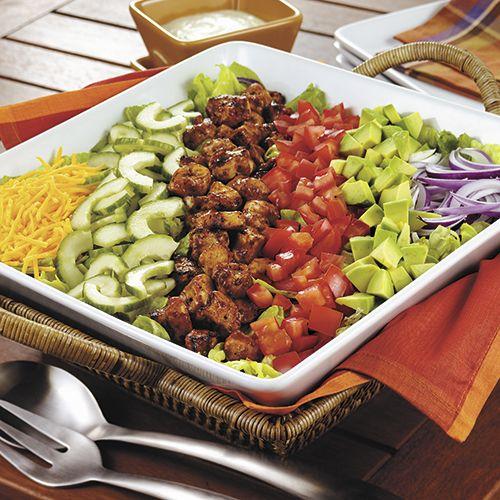 recipe: pampered chef cobb salad recipe [5]