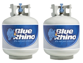 3 00 1 Blue Rhino Propane Tank Coupon With Or Without Exchange Propane Propane Tank Coupons