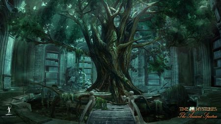 Ancient Tree Hd Wallpapers Wallpapers For Desktop Android Iphone