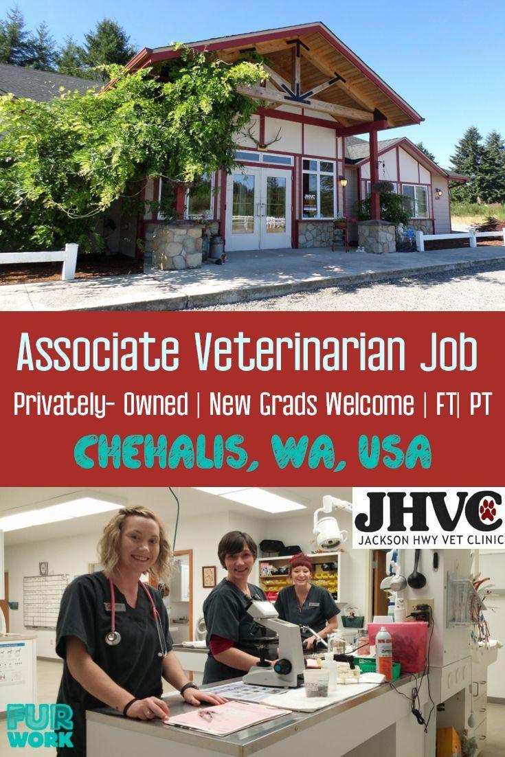 Veterinarian, Jackson HWY Veterinary Clinic, Chehalis WA