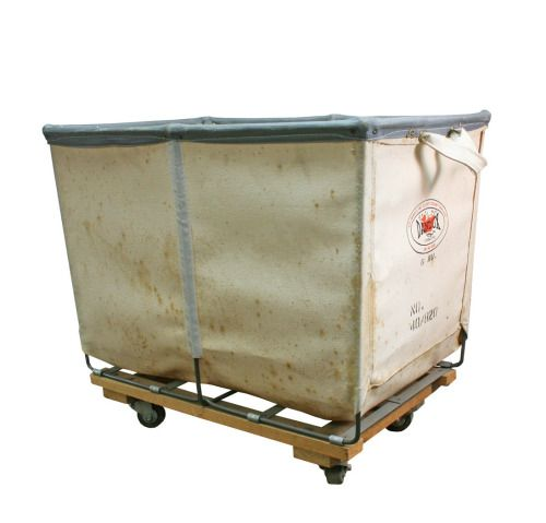 1920s laundry cart with top - Google Search