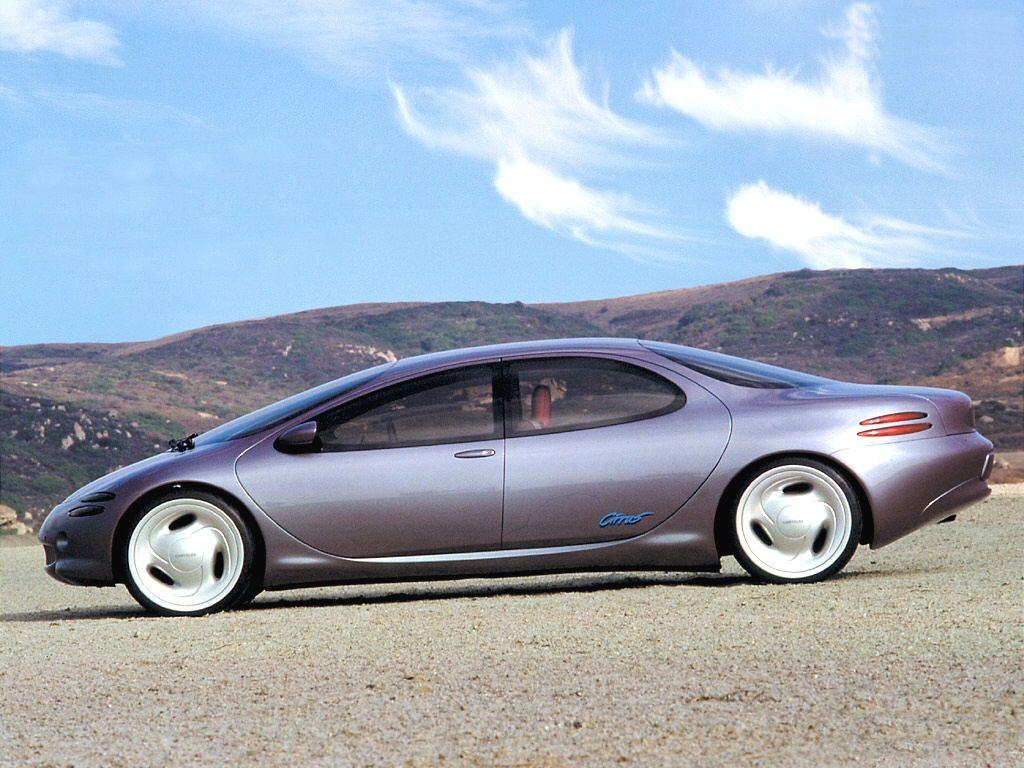 Chrysler Cirrus Concept Chrysler cirrus, Concept car
