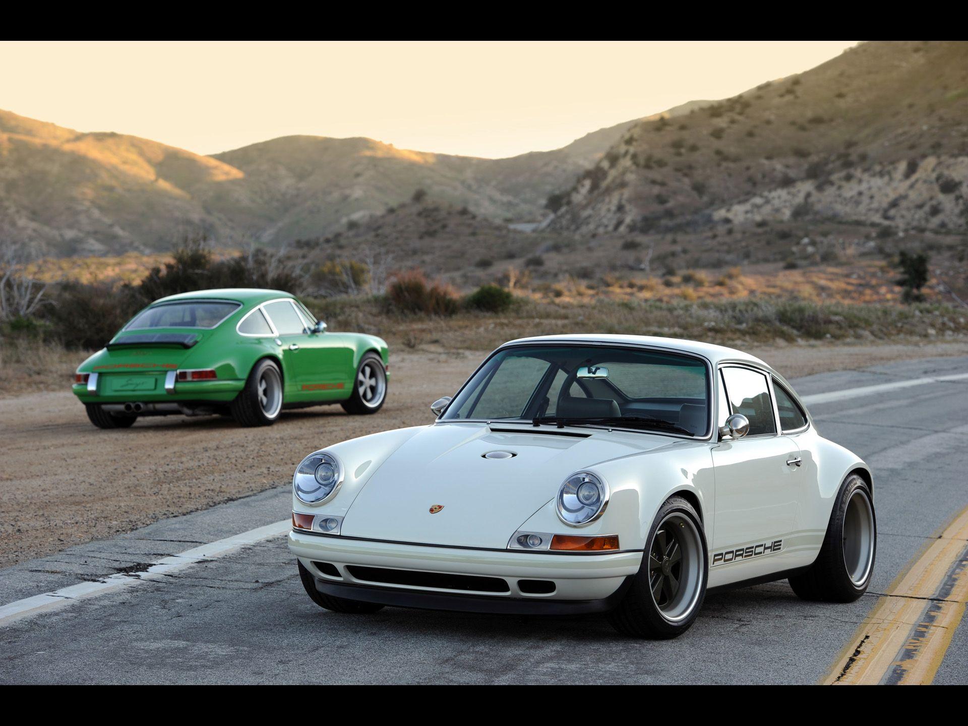 Singer Design Porsche Porsche Porsche 911 Hd Wallpaper