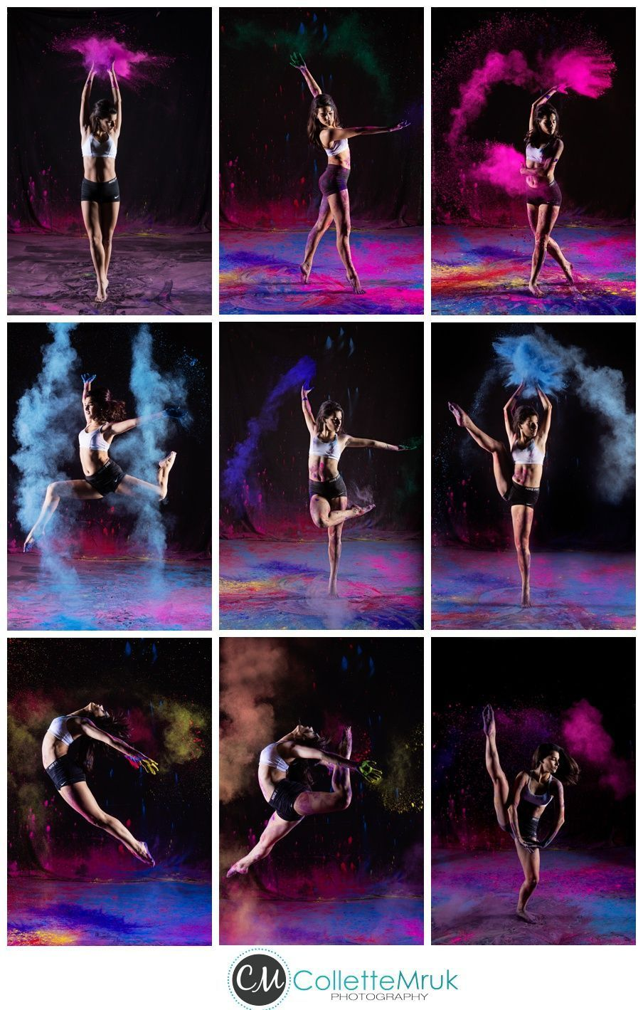 Powder Dance Danzforce Extreme Studio Orlando Floridafor Years I Have Wanted To Do A Powder Shoot In 2020 Dance Photo Shoot Dance Photography Powder Paint Photography