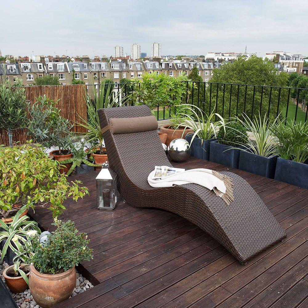 garden decking ideas to inspire you - Garden Furniture Varnish