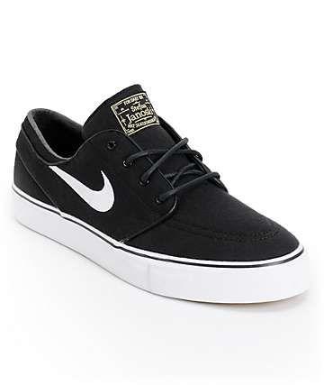 Shoes Sneakers At Zumiez Sf Nike Sb Shoes Nike Sb Janoski Nike Sb Janoski Black