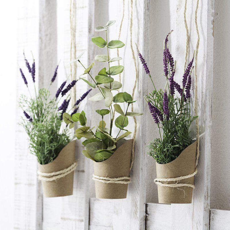 C mo decorar la casa con flores artificiales flores artificiales decor diy y ideas - Decoracion con plantas artificiales ...