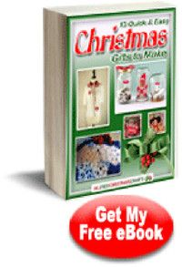 10 Quick and Easy Christmas Gifts to Make free eBook | Christmas ...