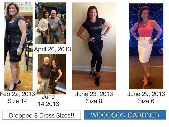 Woodson Gardner Is Looking Phenomenal Thanks To Hard Work And Our