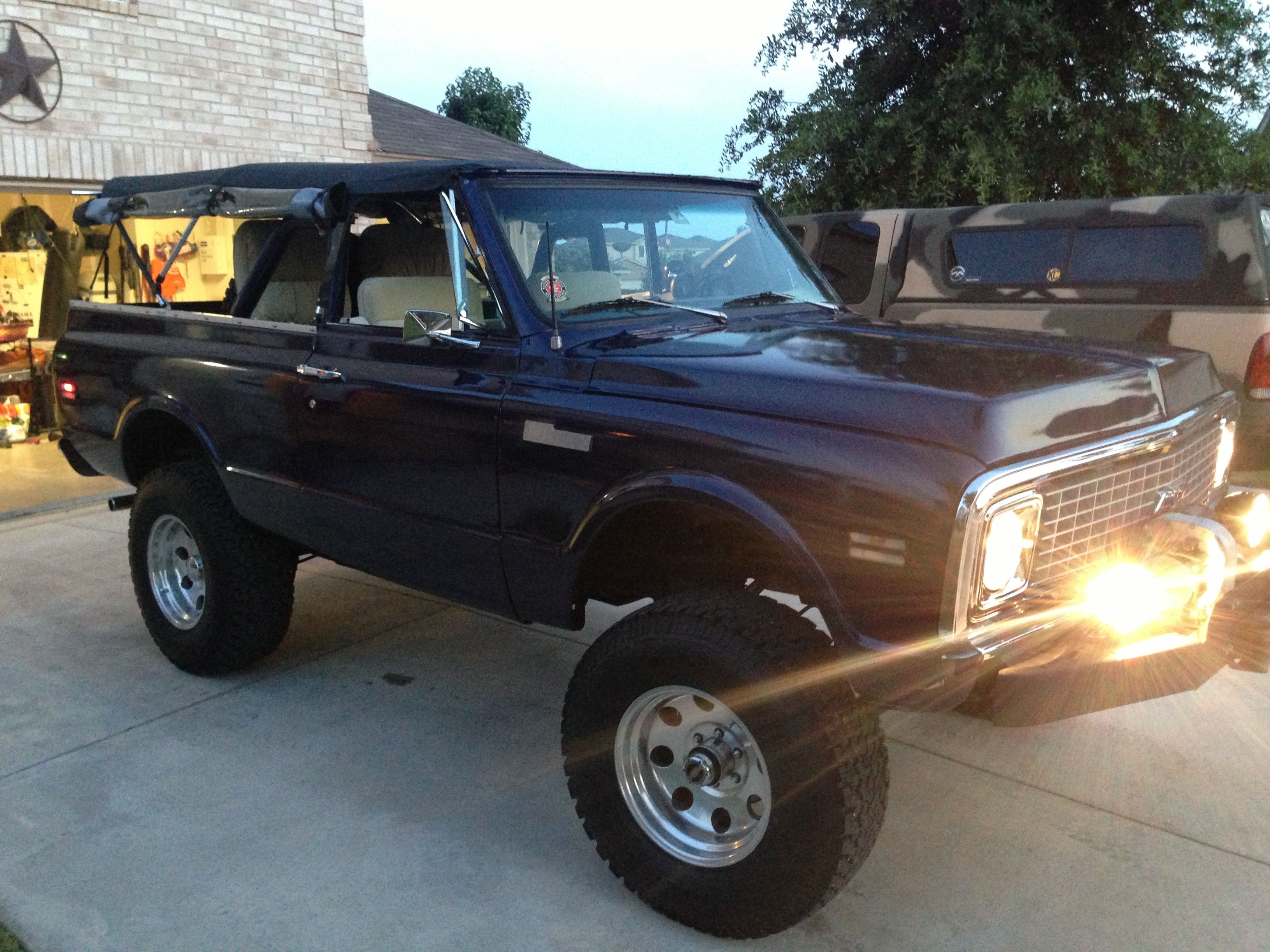 72 K5 Blazer For Sale Craigslist >> 72 Blazer Parts - Bing images
