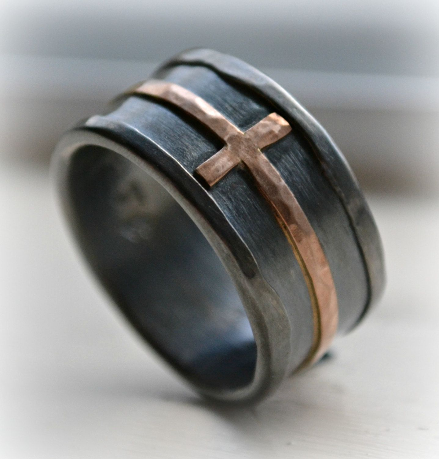 white ideas design male black titanium coolest mens elasdress style in and contemporary bands rings wedding