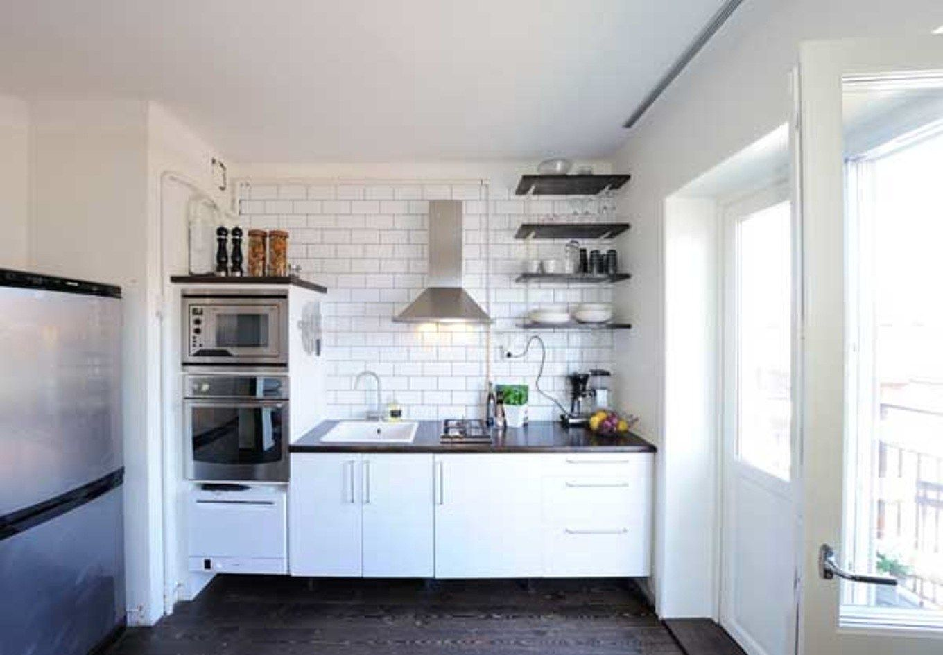 Best Beautiful Picture Of Small Kitchen Apartment Ideas 400 x 300