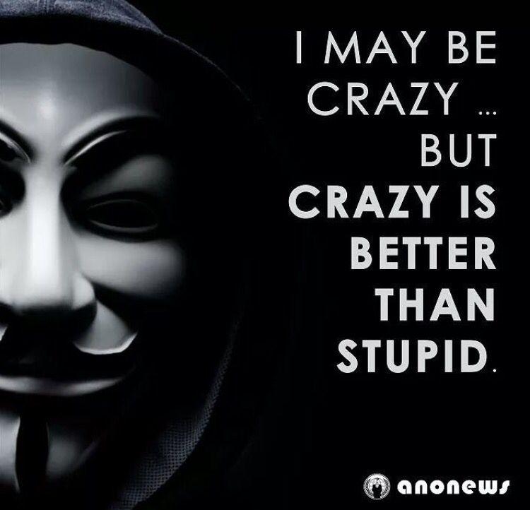 Crazy Stupid Anonimous